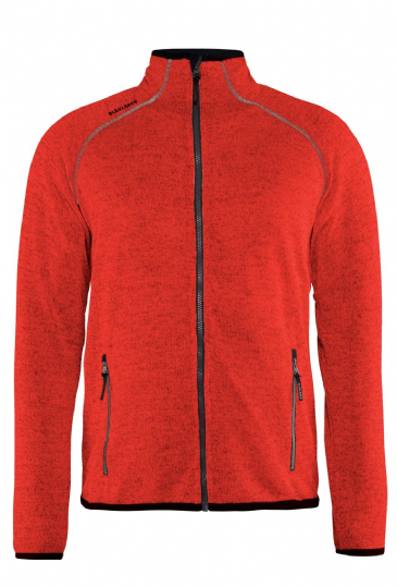 Blaklader 4942 Knitted Jacket (Red/Black)